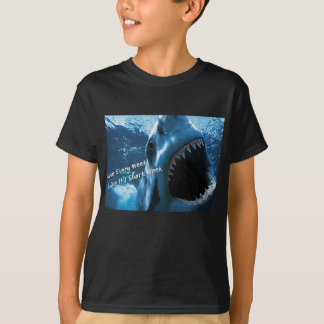 T-shirt Semaine de requin