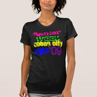 T-shirt Semaine supérieure 2009