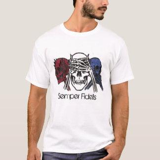 T-shirt Semper fi