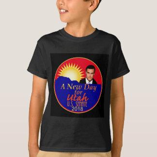 T-shirt Sénat 2018 de Mitt Romney