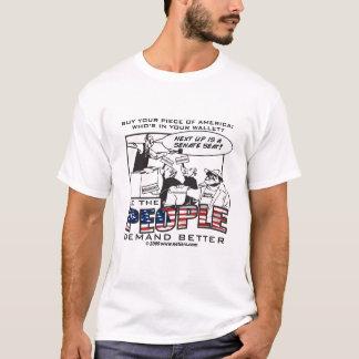 T-shirt Sénat et bureaux présidentiels à vendre