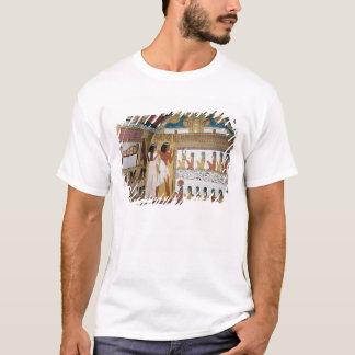 T-shirt Sennedjem et son parement d'épouse Ordonnateurs