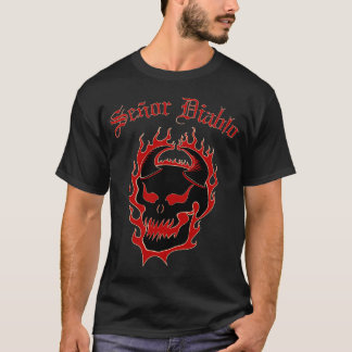 T-shirt Señor Diablo