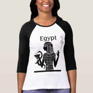 T-shirt sens pharaonique de l'Egypte