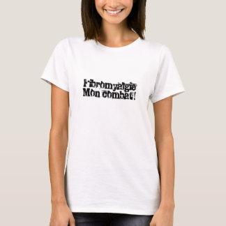 T-shirt sensibilisation fibromyalgie