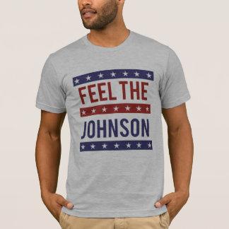 T-shirt Sentez Johnson - Gary Johnson 2016 - -
