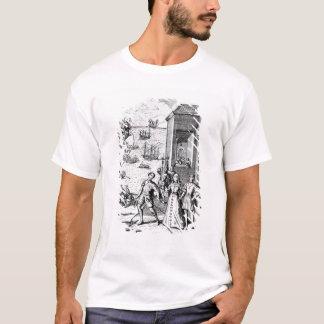 T-shirt Séparation de Columbus avec Ferdinand et