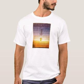 T-shirt Séparation le soir par Paul Klee