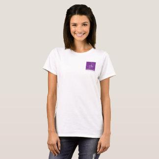 T-shirt Sept des soeurs noms de base ensemble T w/college