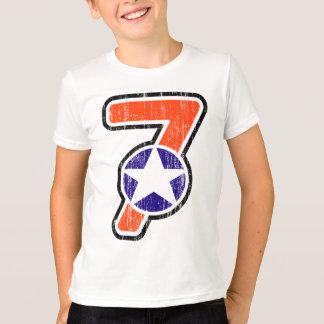 T-shirt SEPT ÉTOILE B (cru)