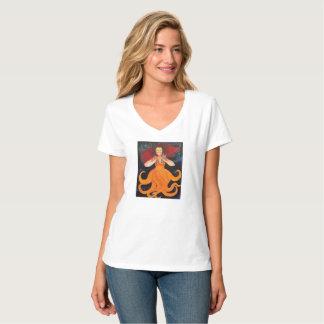 T-shirt Sept péchés mortels : Colère