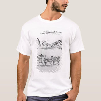 T-shirt Septembre, octobre, novembre et décembre