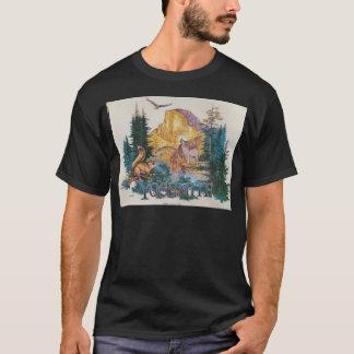 T-shirt Sérénade de faune de Yosemite