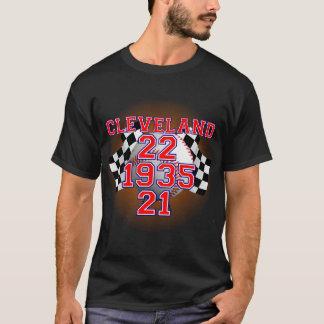 T-shirt Série victorieuse de base-ball de Cleveland