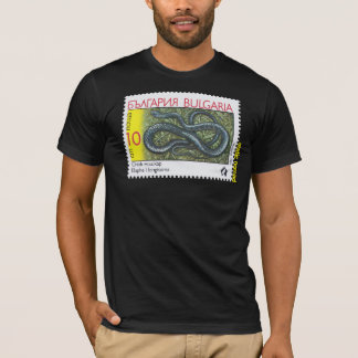 T-shirt Serpent Aesculapian (Elaphe l.longis…