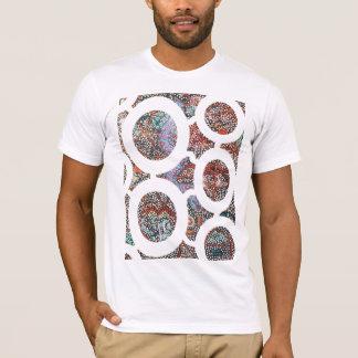 T-shirt Serpent d'arc-en-ciel rêvant la chemise