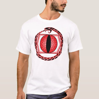 T-shirt Serpent et oeil