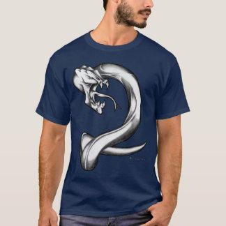 T-shirt Serpent étranger