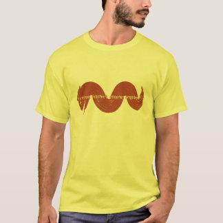 T-shirt Serpent indien avec sanskrit