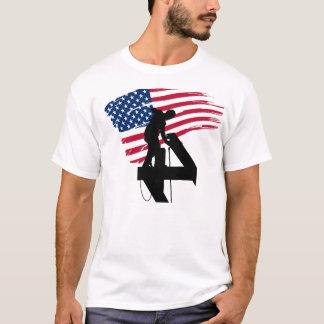 T-shirt Serrurier