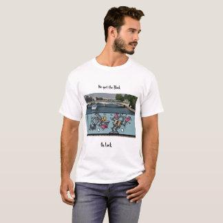 T-shirt Serrurier 2 d'abbaye