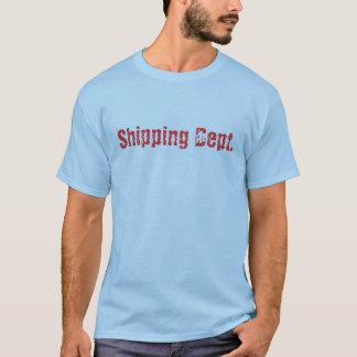 T-shirt Service d'expédition