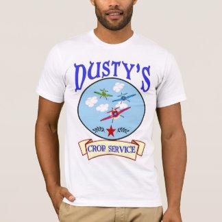 T-shirt Service poussiéreux de culture