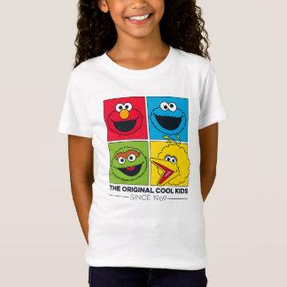 T-Shirt Sesame Street | les enfants frais originaux