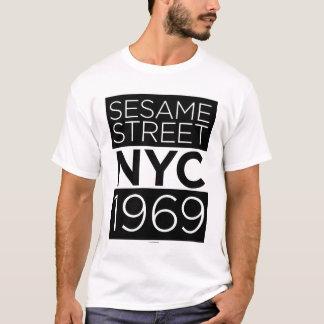 T-shirt Sesame Street NYC