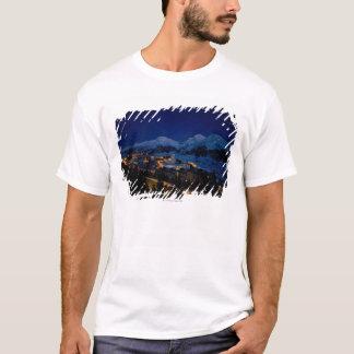 T-shirt Sestrières - à la maison du ski olympique de