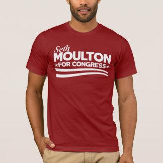 T-shirt Seth Moulton