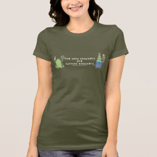 T-shirt Seulement chemise cornouaillaise d'obscurité de
