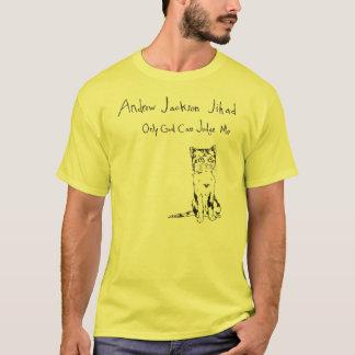 T-shirt Seulement Dieu peut me juger