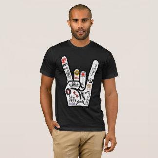 T-shirt Seulement hard rock