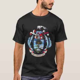 T-shirt Seychelles