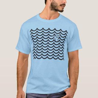 T-shirt Shaka hésitent
