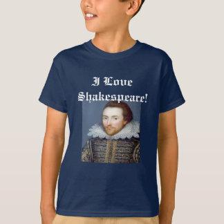 T-shirt Shakespeare
