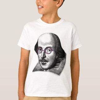 T-shirt Shakespeare Lennon
