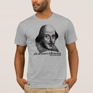 T-shirt Shakespeare Lennon II