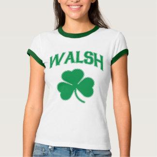 T-shirt Shamrock d'Irlandais de Walsh