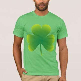 T-shirt Shamrock du jour de Patrick de saint