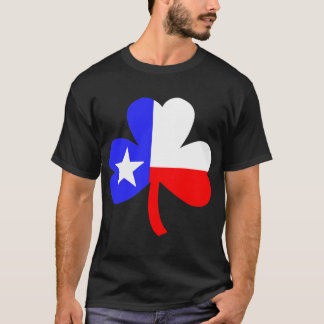 T-shirt Shamrock du Texas