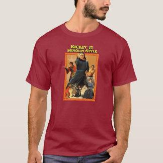 T-shirt Shaolin Kung Fu