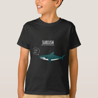 T-shirt Sharkasm