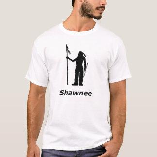 T-shirt Shawnee indien