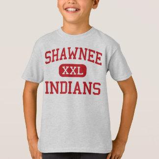 T-shirt Shawnee - Indiens - collège - Ohio de Lima