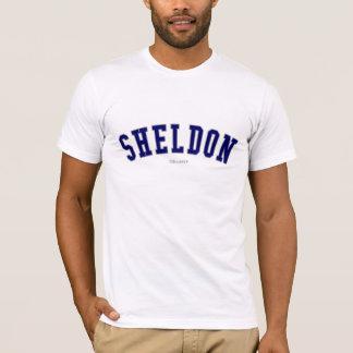 T-shirt Sheldon