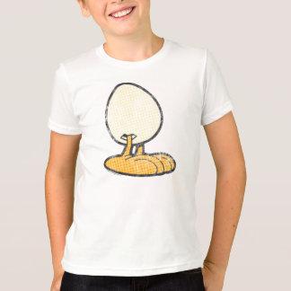 T-shirt Sheldon la chemise de l'enfant d'oeufs