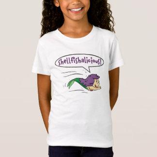 T-Shirt Shellfishalicious Bella+T-shirt de toile
