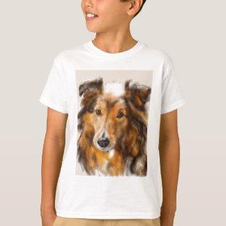T-shirt Sheltie